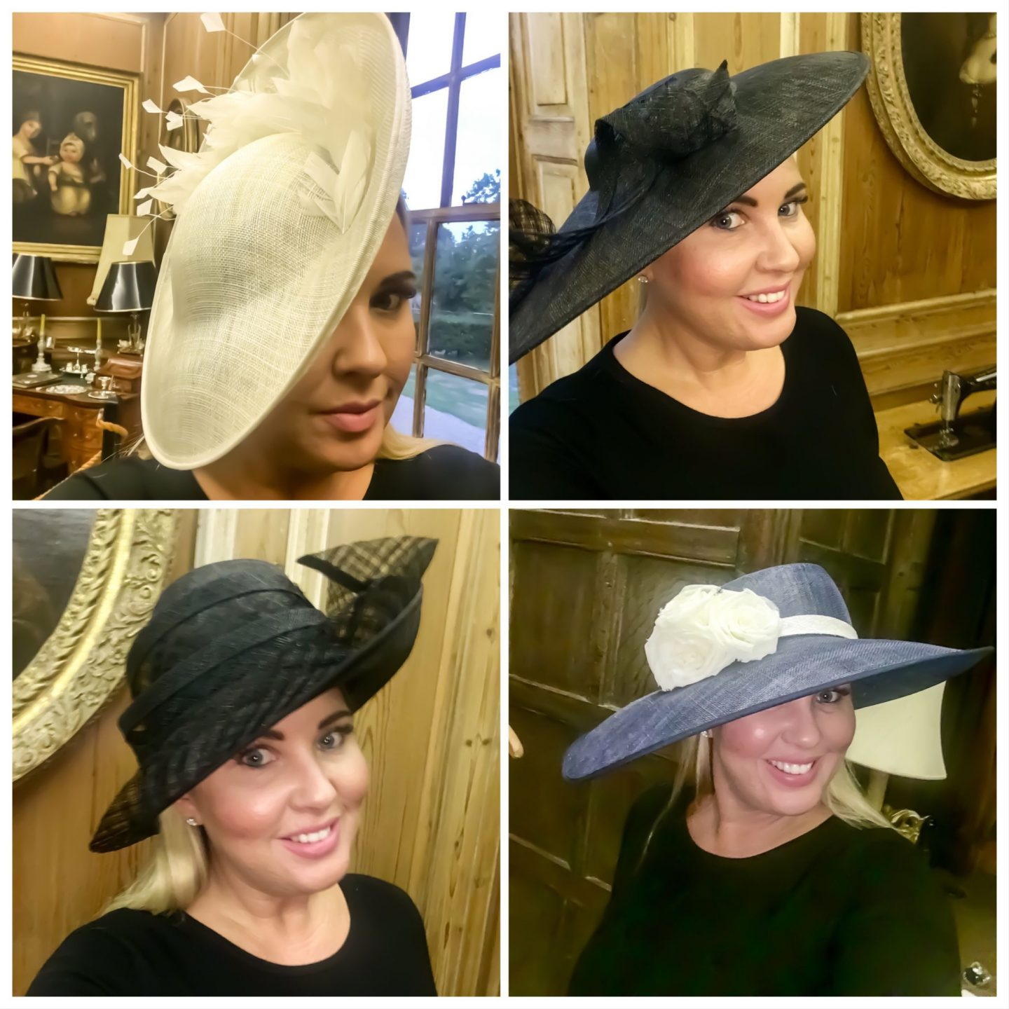 The Fabulous, Victoria Charles Headpieces