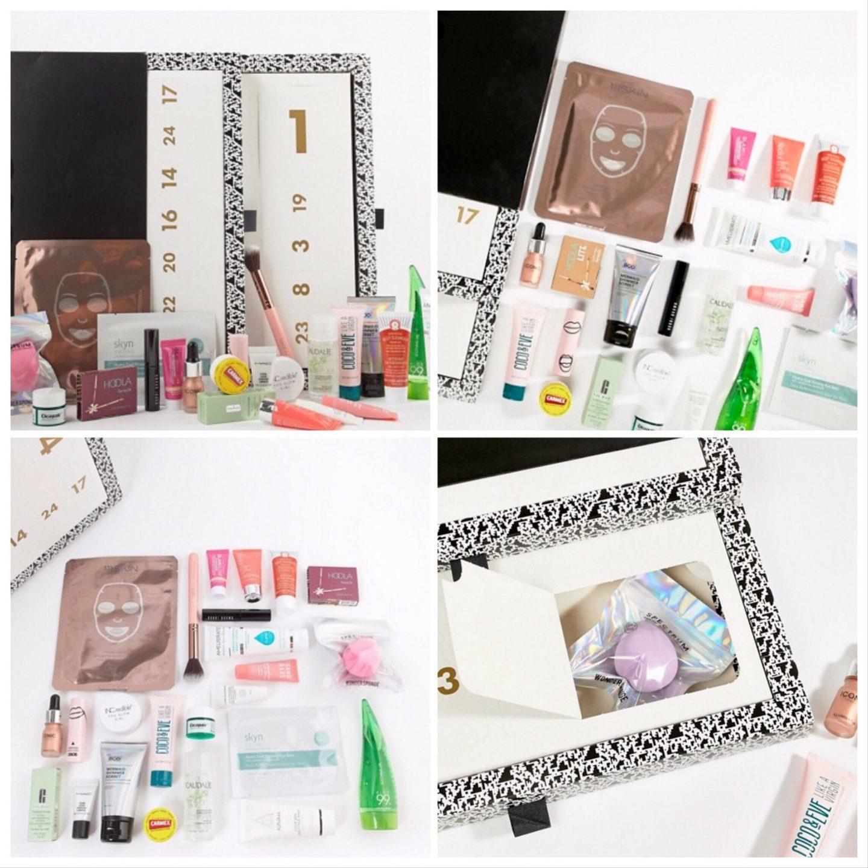 ASOS, My Top 5 Beauty Advent Calendars - Christmas 2018
