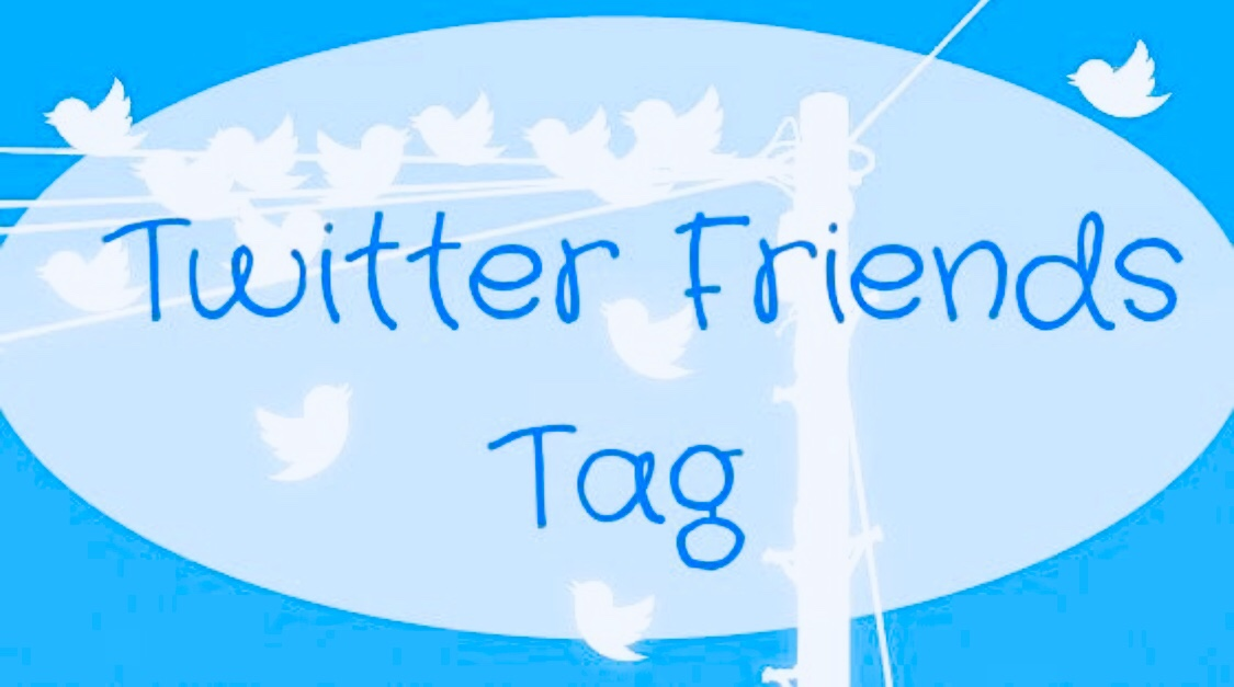 Twitter Friends Tag