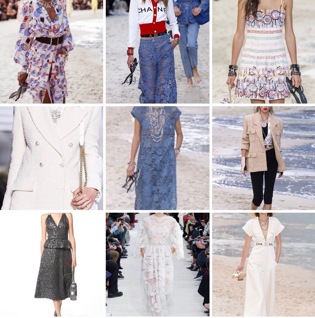 CHANEL SPRING AND SUMMER FASHION SHOW 2019