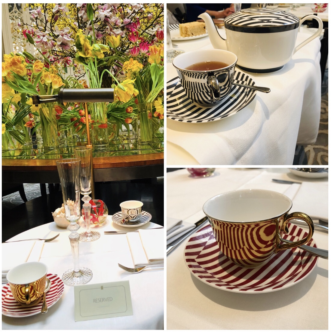Corinthia Hotel London Afternoon tea Prices