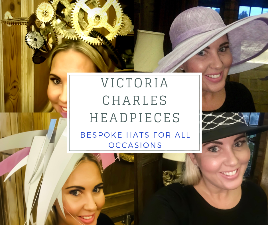 Bespoke Hats and Headpieces in Essex