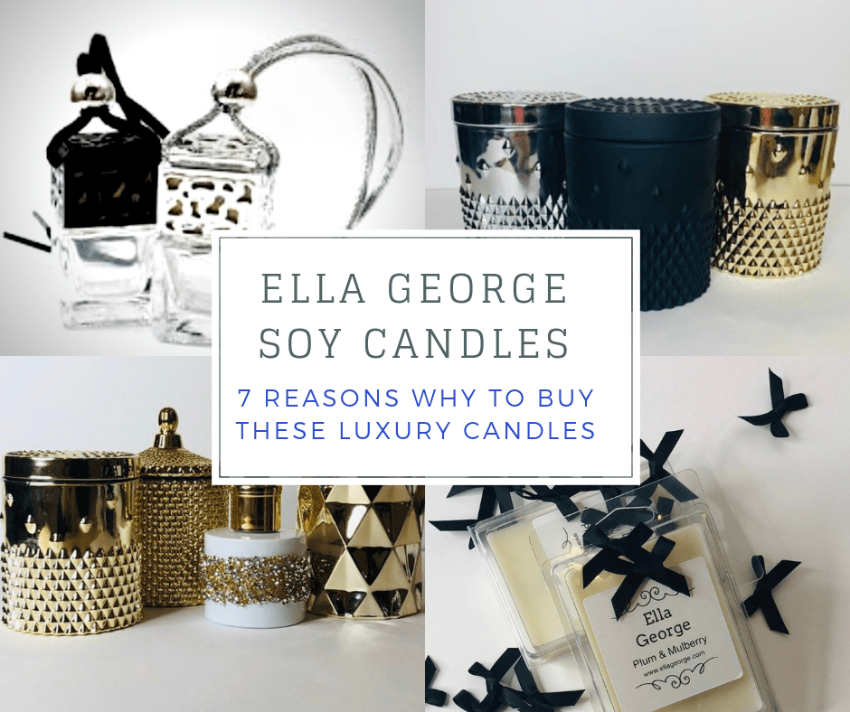 7 Reasons to Buy Soy Candles