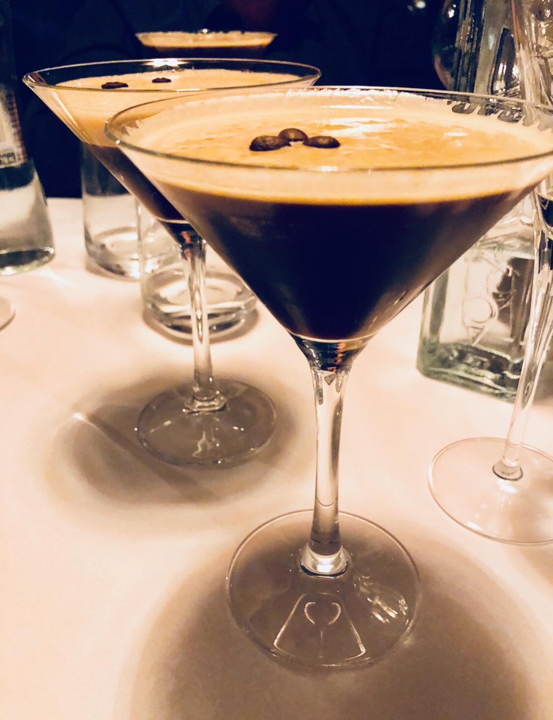 Espresso Martini - Felix Warley