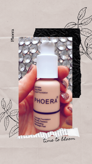 phoera Foundation promo code LOVELIFE for extra 10% off