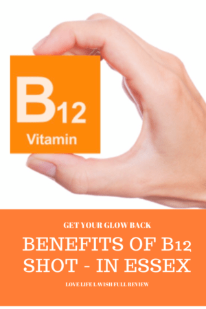 Benefits Of B12 Shot - in Essex