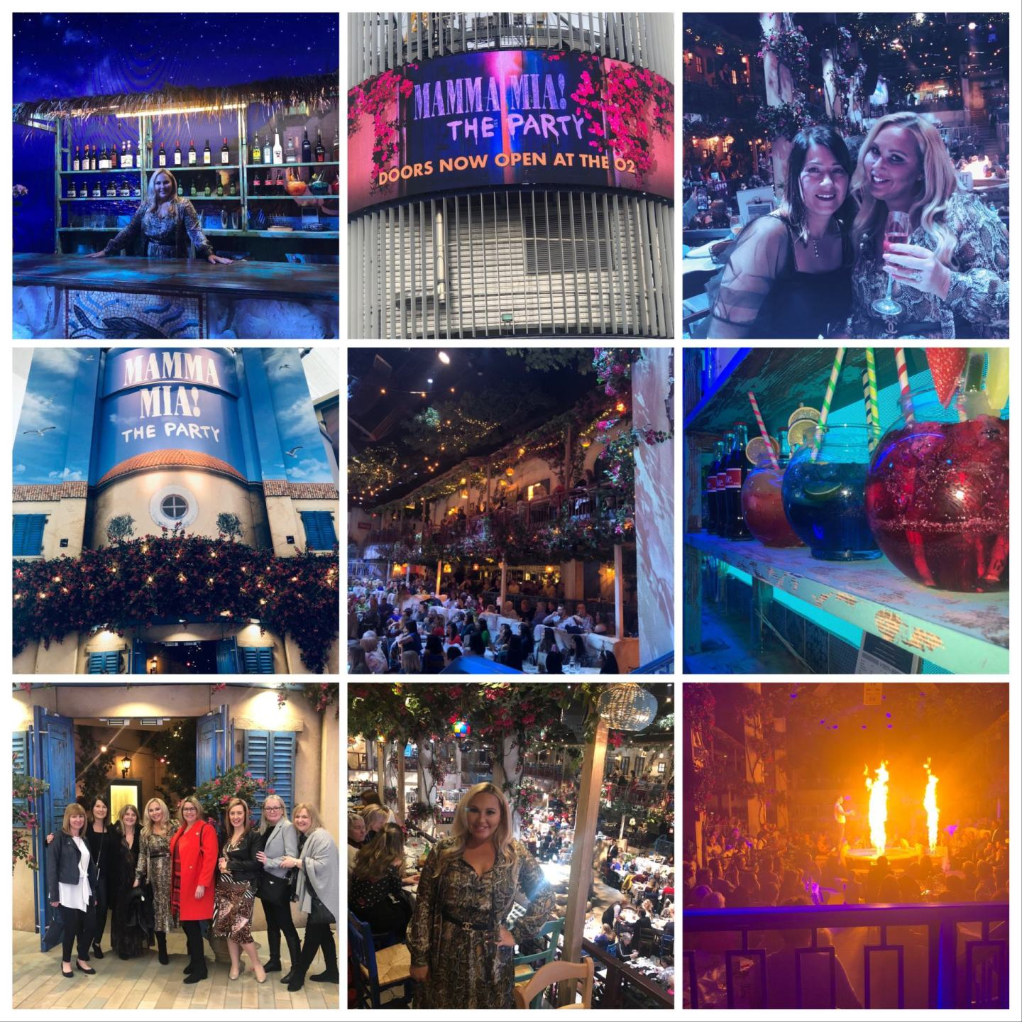 Mamma Mia The party at the 02