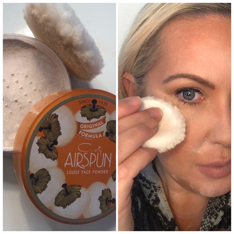 Make Up From Amazon Review airspun loose powder
