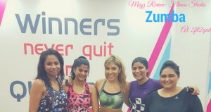 Megz Review of Zumba at 2fit2quit fitness studio