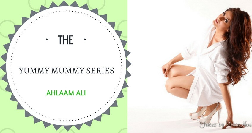 Nutrition and Lifestyle coach Ahlaam Ali