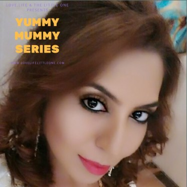 Yummy Mummy Series. Single-mother or a Super Mom?
