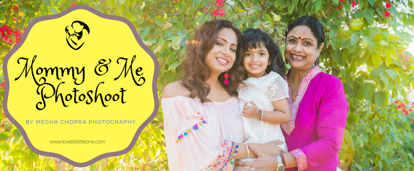 Mommy Me Photoshoot By Megha Chopra Photography Love Life The