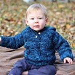 Kid S Cabled Hoodie Free Crochet Pattern Love Life Yarn