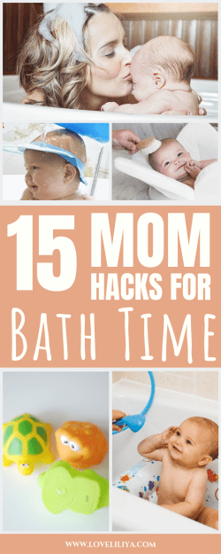 Bath Time Hacks