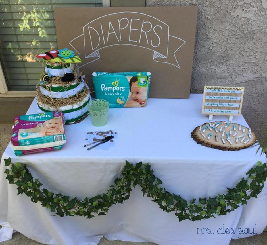 Diaper-Raffle-Table