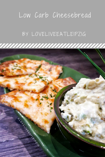 Low Carb Cheesebread