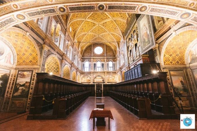 Chiesa di San Maurizio al Monastero Maggiore Milan Blog voyage LoveLiveTravel