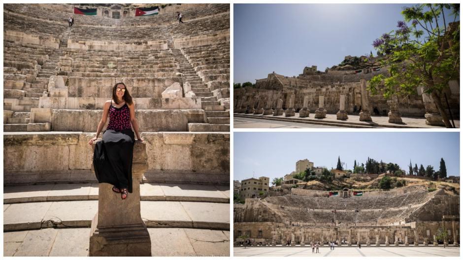 Jordanie roadtrip Amman cirque romain blog voyage Lovelivetravel