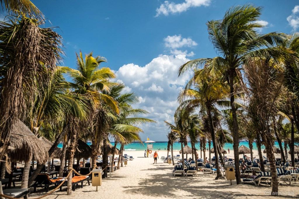 hotel Viva Wyndham azteca playa del carmen mexique blog voyage lovelivetravel