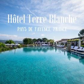 Hôtel Terre Blanche en Pays de Fayence