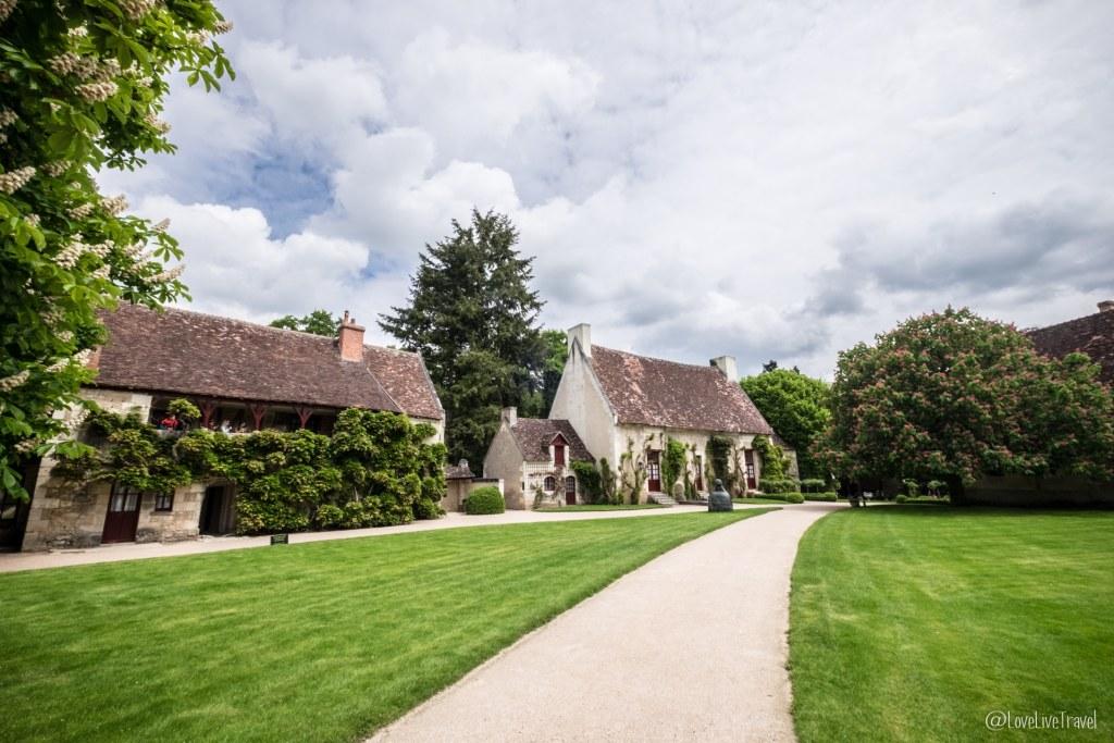 Château de Chenonceau france blog voyage lovelivetravel