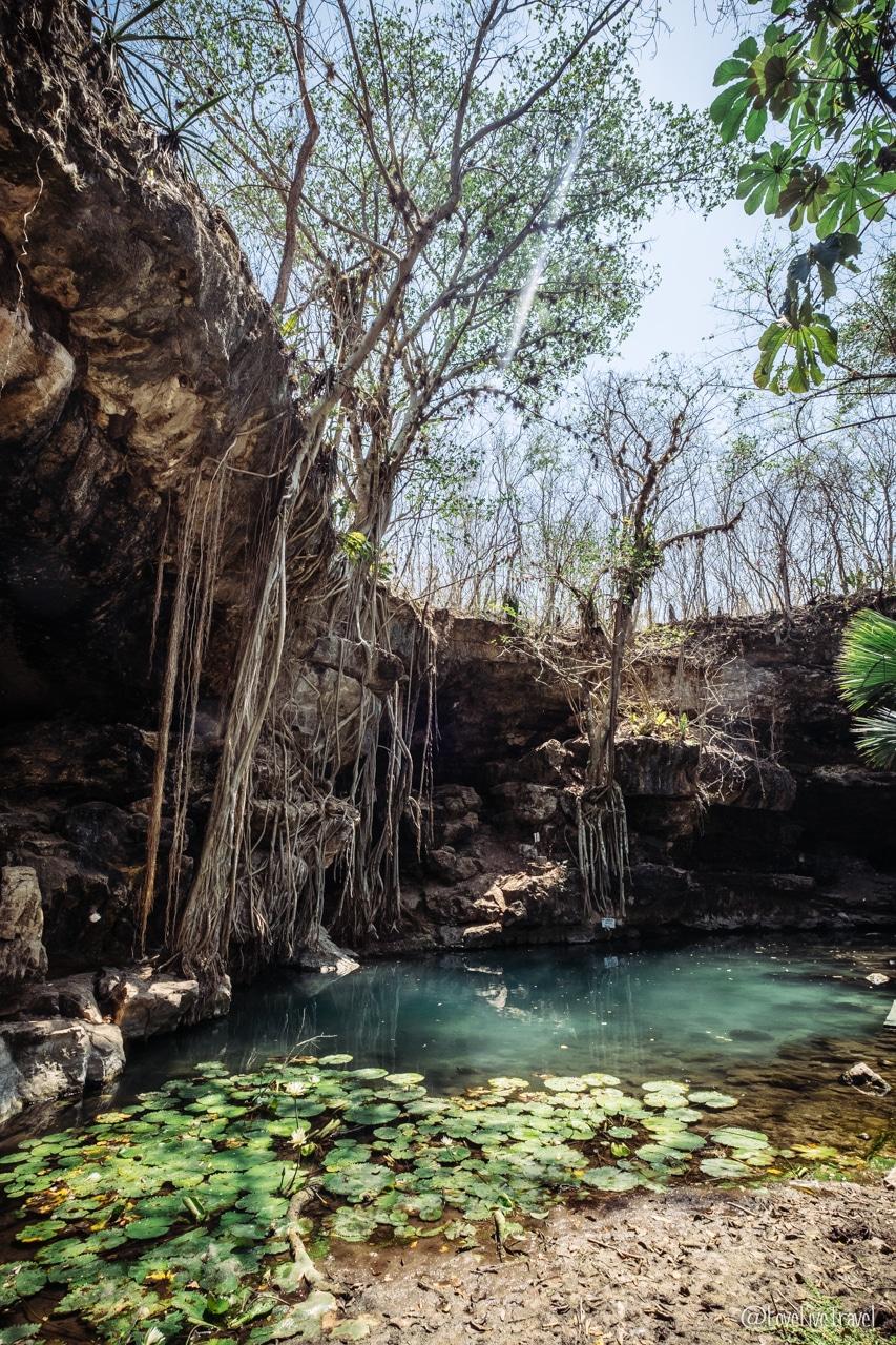 Cenote X batun mérida yucatan mexique blog voyage lovelivetra