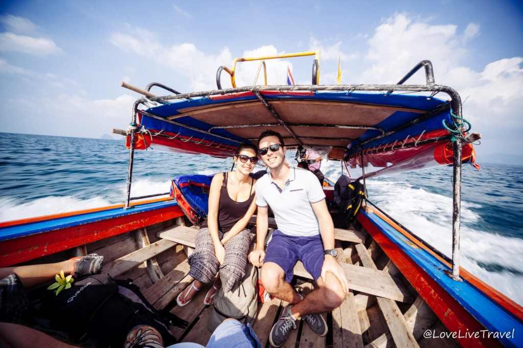 thailande blog voyage lovelivetravel Ko Ngai