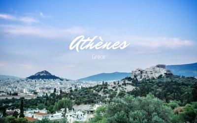 Découvrir Athènes en 3 jours