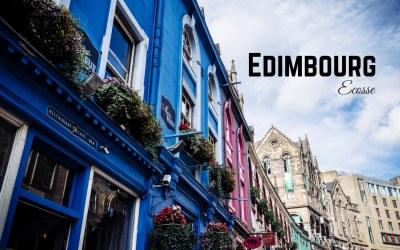 Découvrir Edimbourg en 2 jours