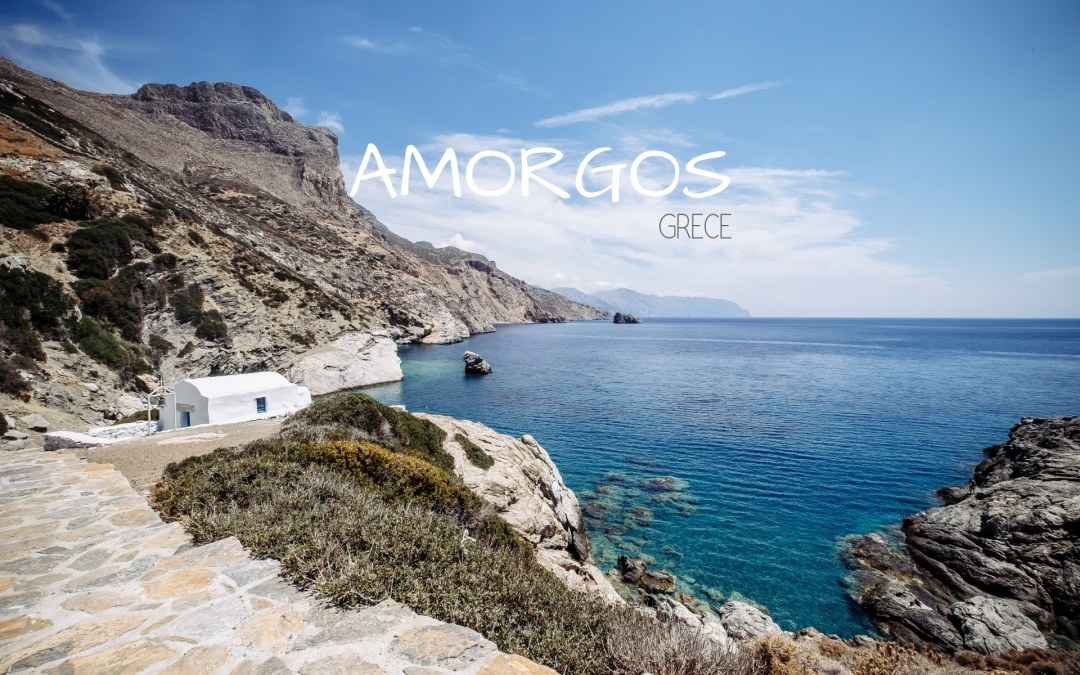 Découvrir Amorgos en 3 jours
