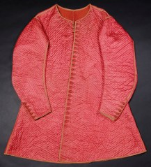 Silk Jacket, English 1640-1645, Glasgow Museums