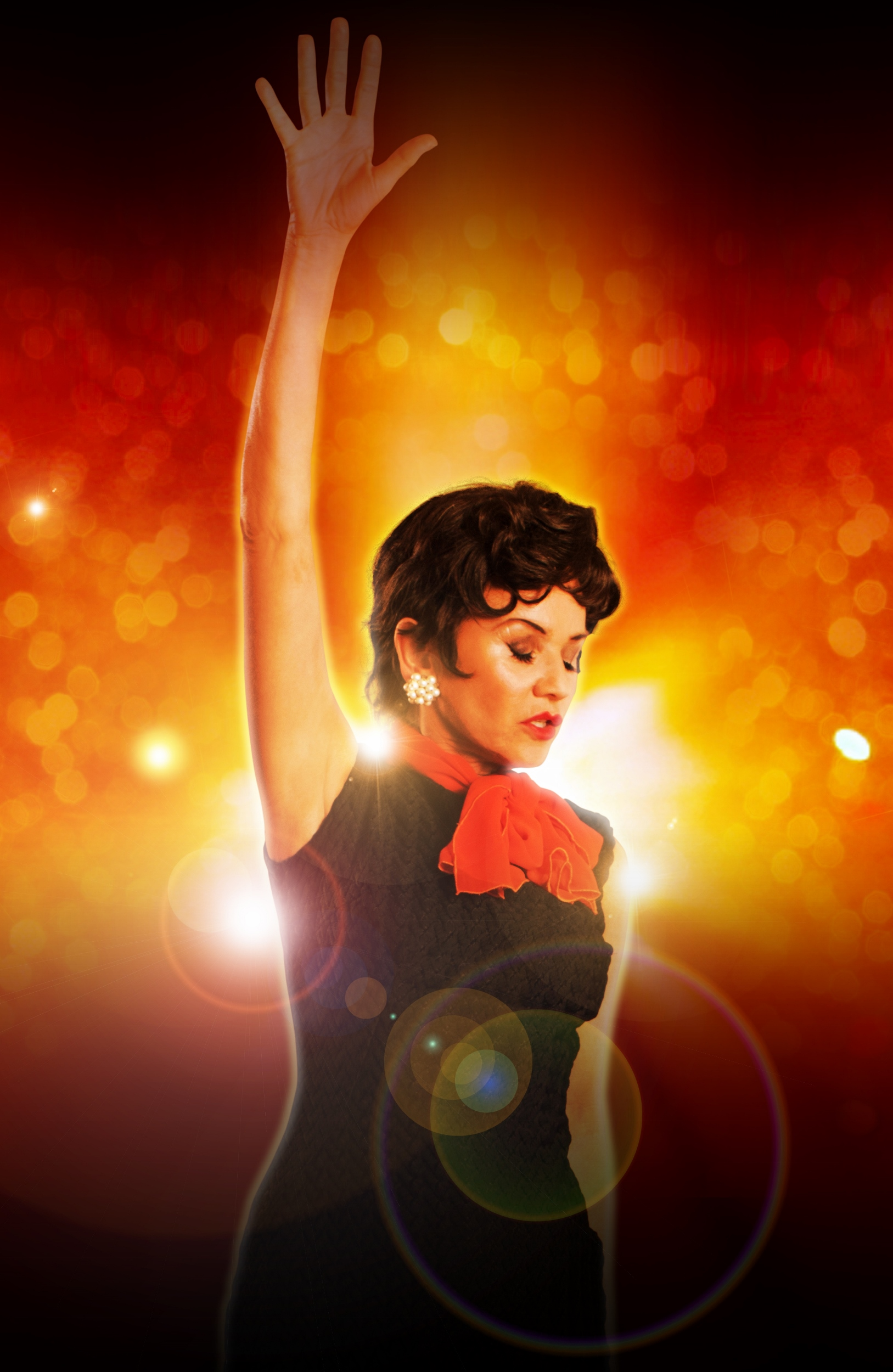 Lisa Maxwell as Judy Garland