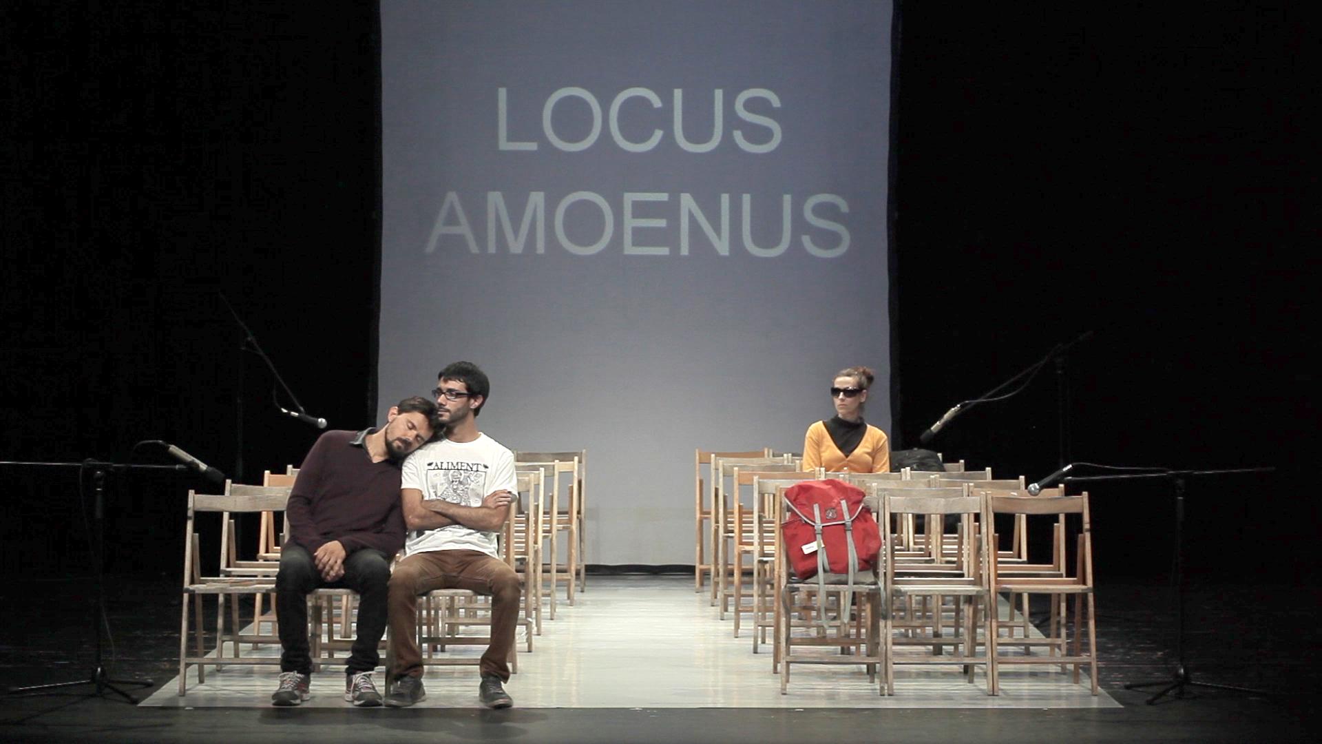 Locus Amoenus 1 (Aaron Sánchez)