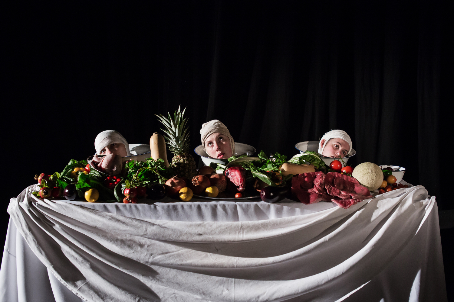 Feast by Clout Theatre credit Richard Davenport (4)