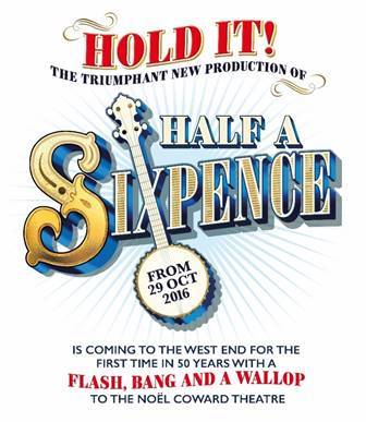 Half a Sixpence