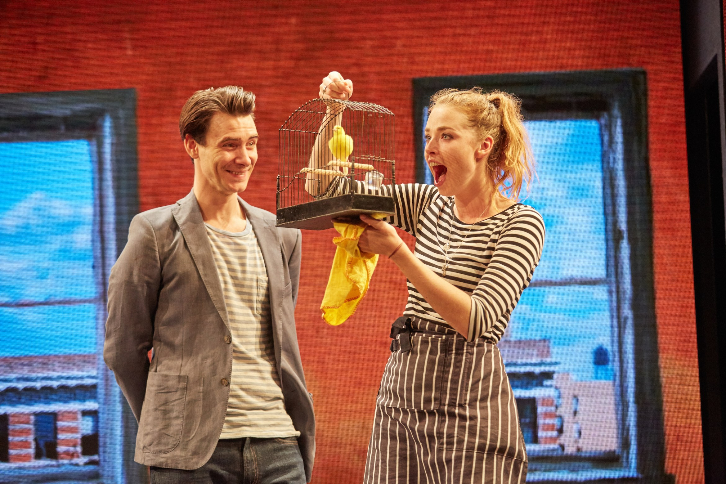 Good Canary-Rose Theatre Kingston- Harry Lloyd (Jack) & Freya Mavor (Annie) Photo Credit Mark Douet (3).jpg