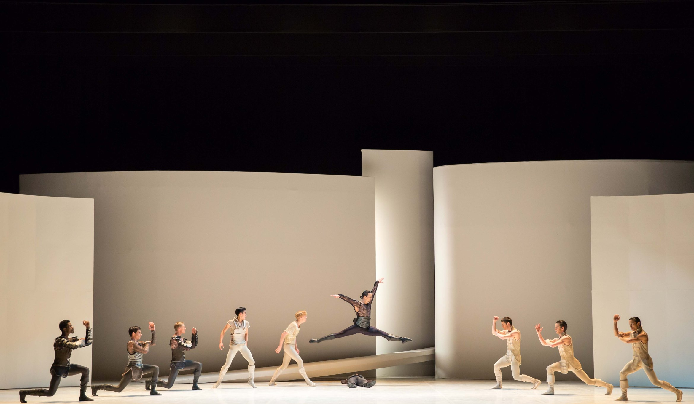 Northern Ballet dancers in Jean-Christophe Maillot%27s Romeo and Juliet. Photo Andy Ross.jpg