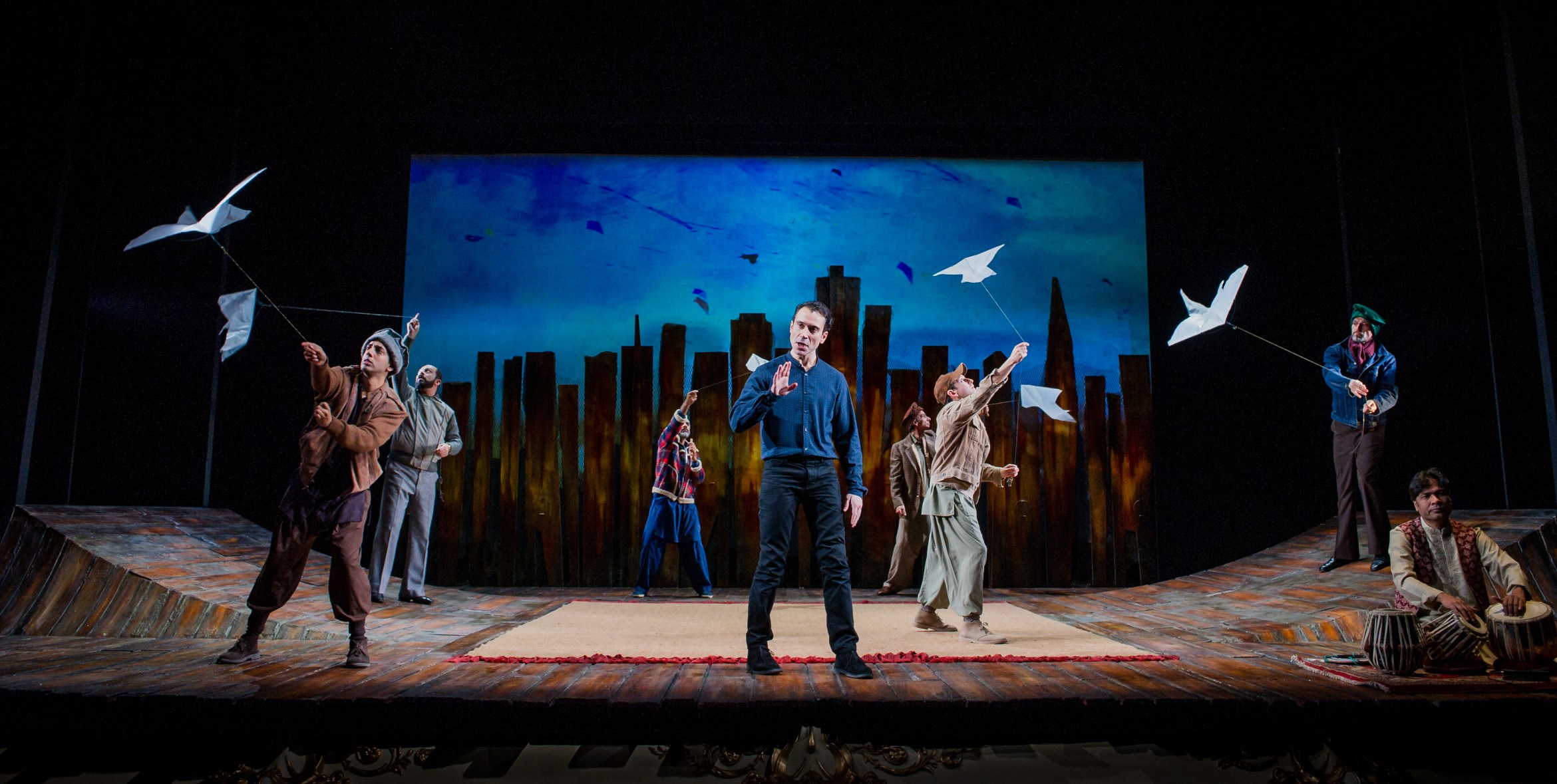 The Kite Runner - UK Productions