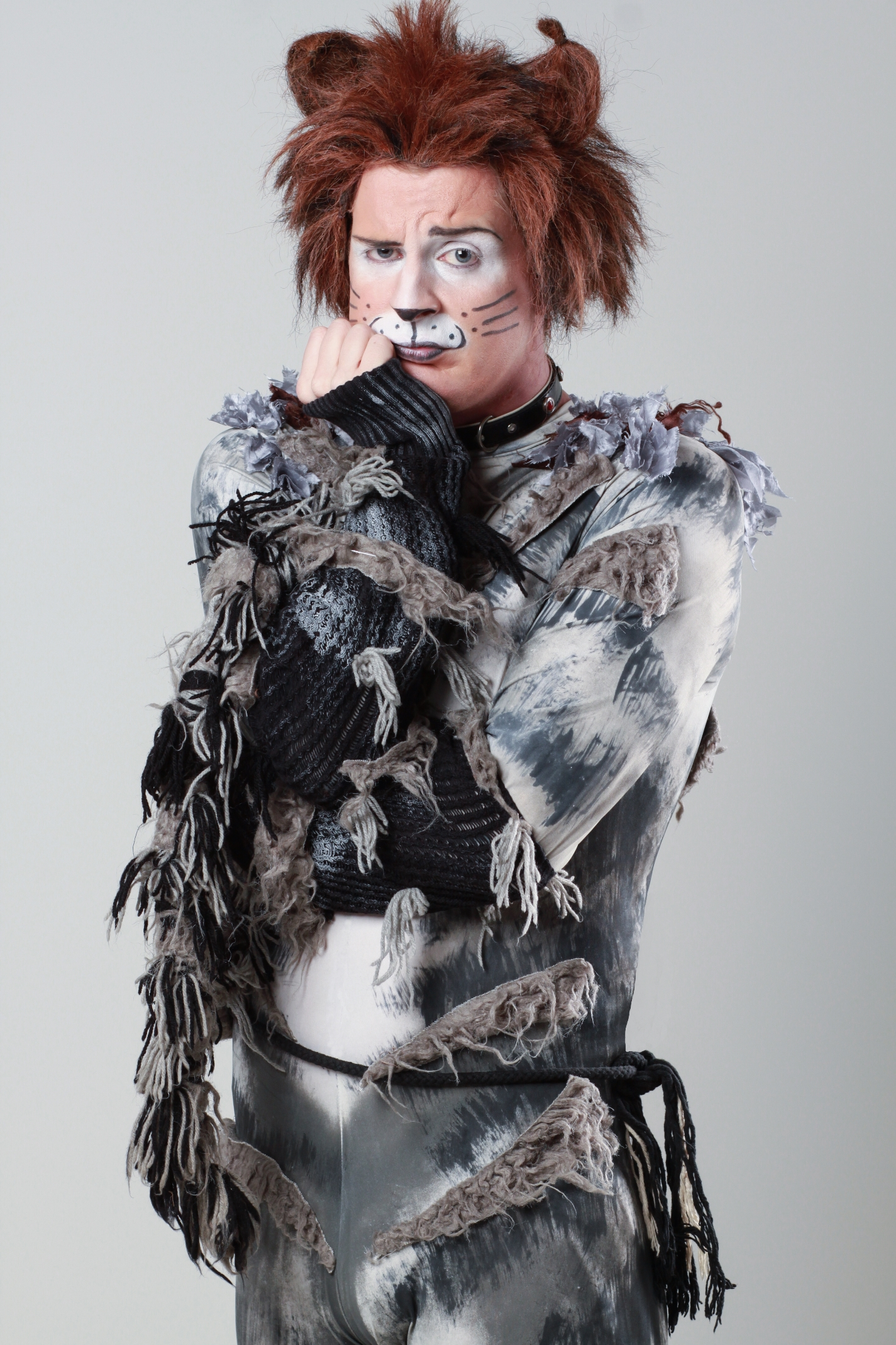 Gerard McCarthy in CAT- THE PLAY!!! (1). Photo by Mark Willshire