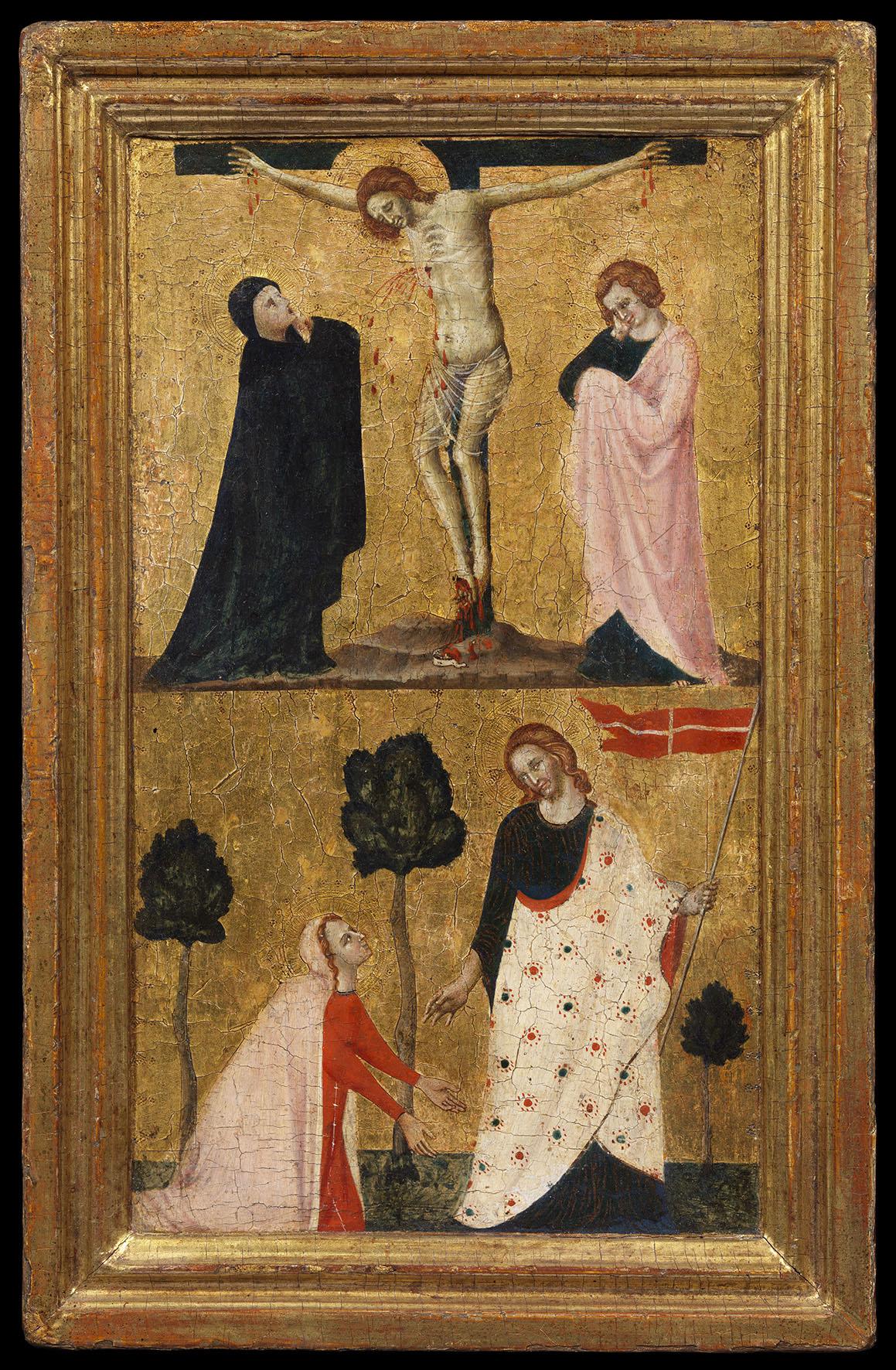 The Crucifixion, Noli Me Tangere, 1330s