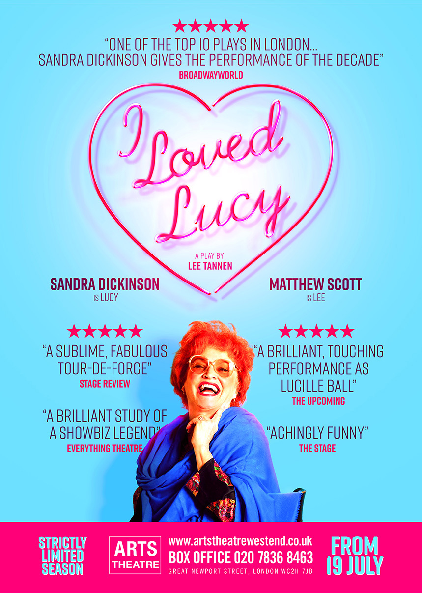 I Loved KLucy final poster