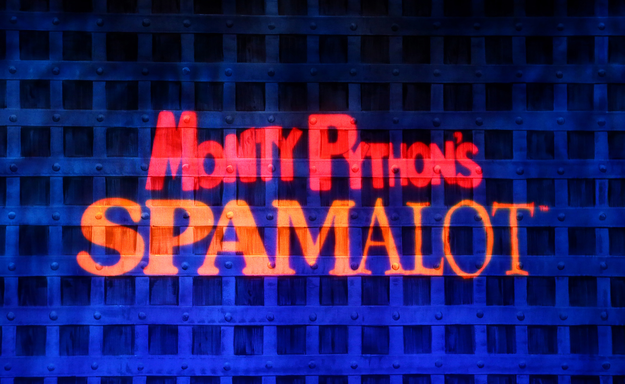 Selladoor Productions present Monty Pythons Spamalot