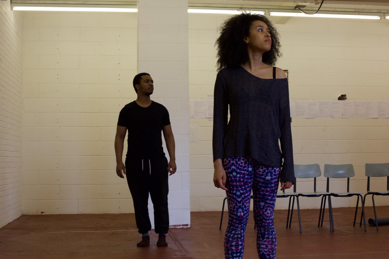 The Enchanted (Corey Montague-Sholay and Jade Ogugua) - courtesy of Jesse Jeune