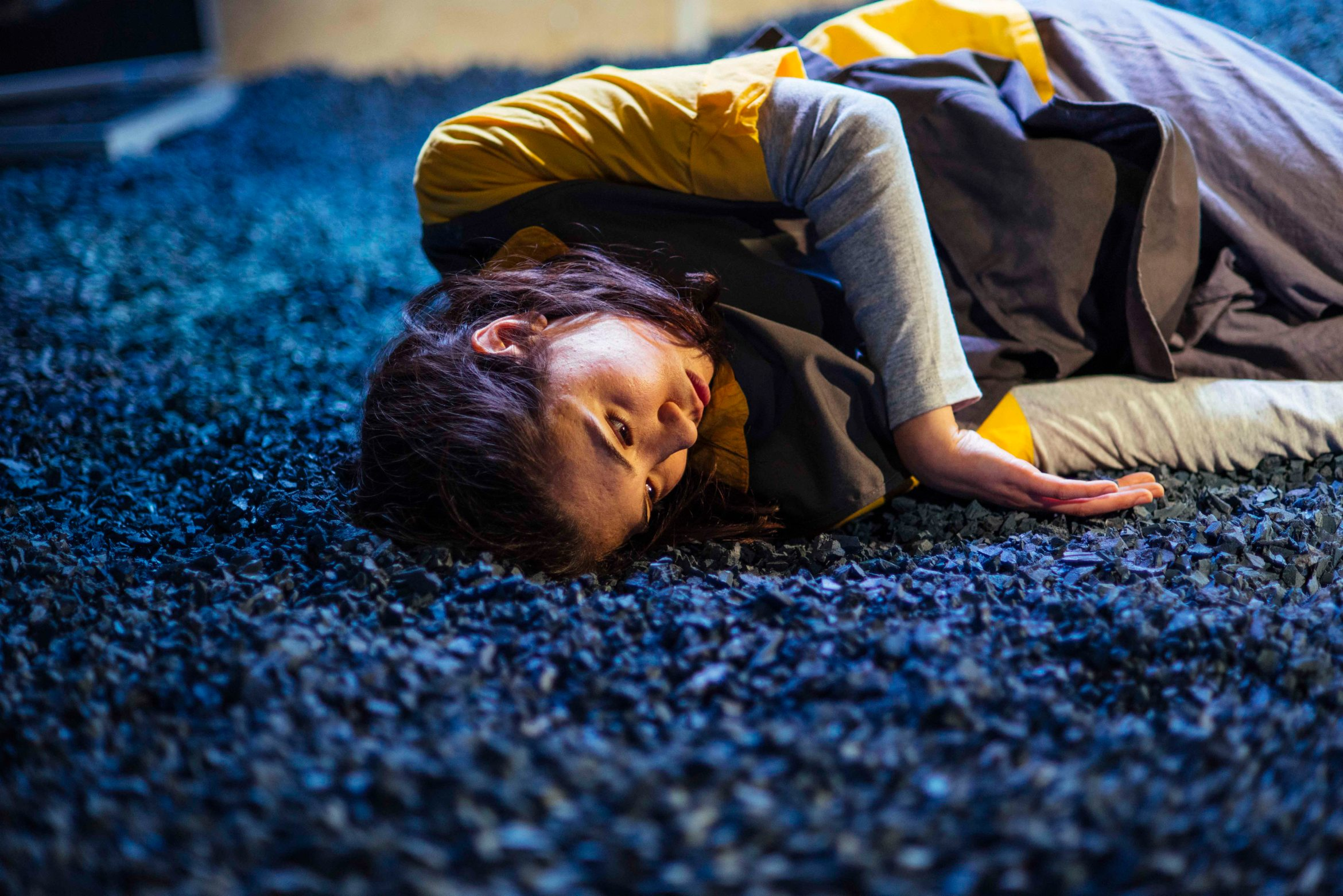 The Pulverised - Arcola Theatre - Rebecca Boey - Photos by Dashti Jahfar 1