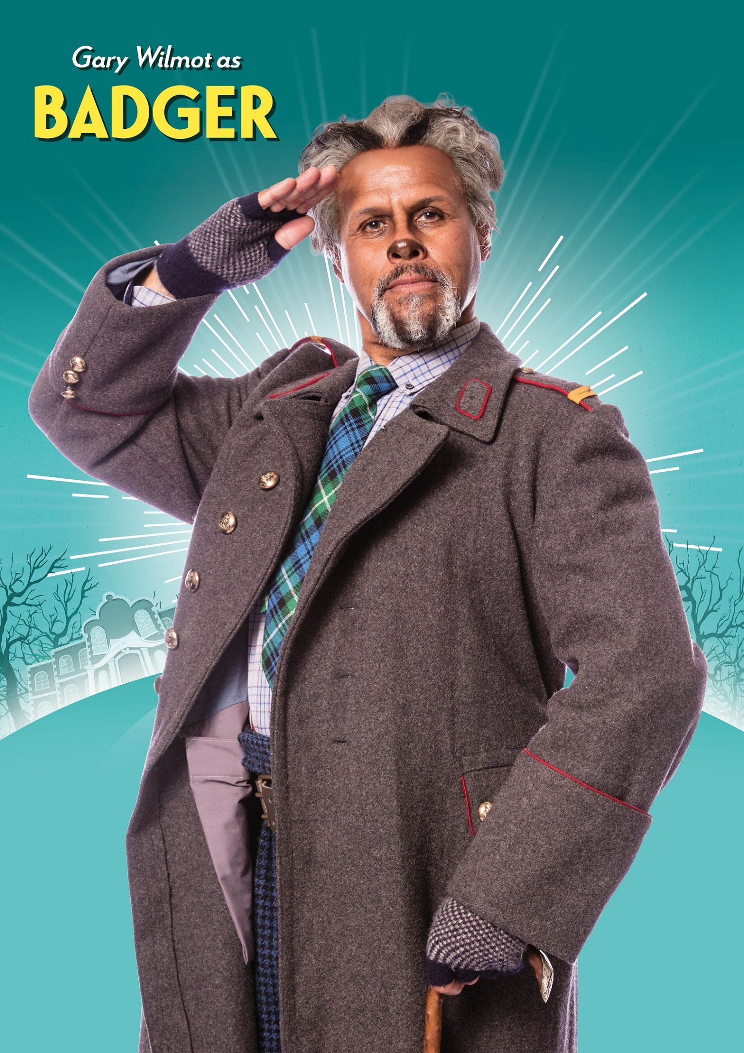 Gary Wilmot as Badger in The Wind in the Willows Credit Darren Bell.jpg