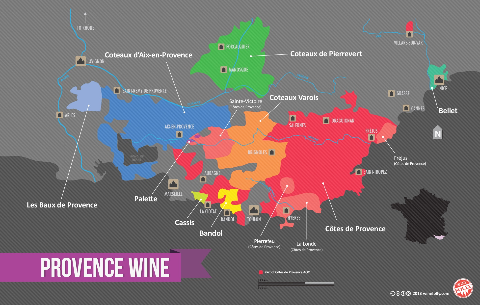 MAP Provence