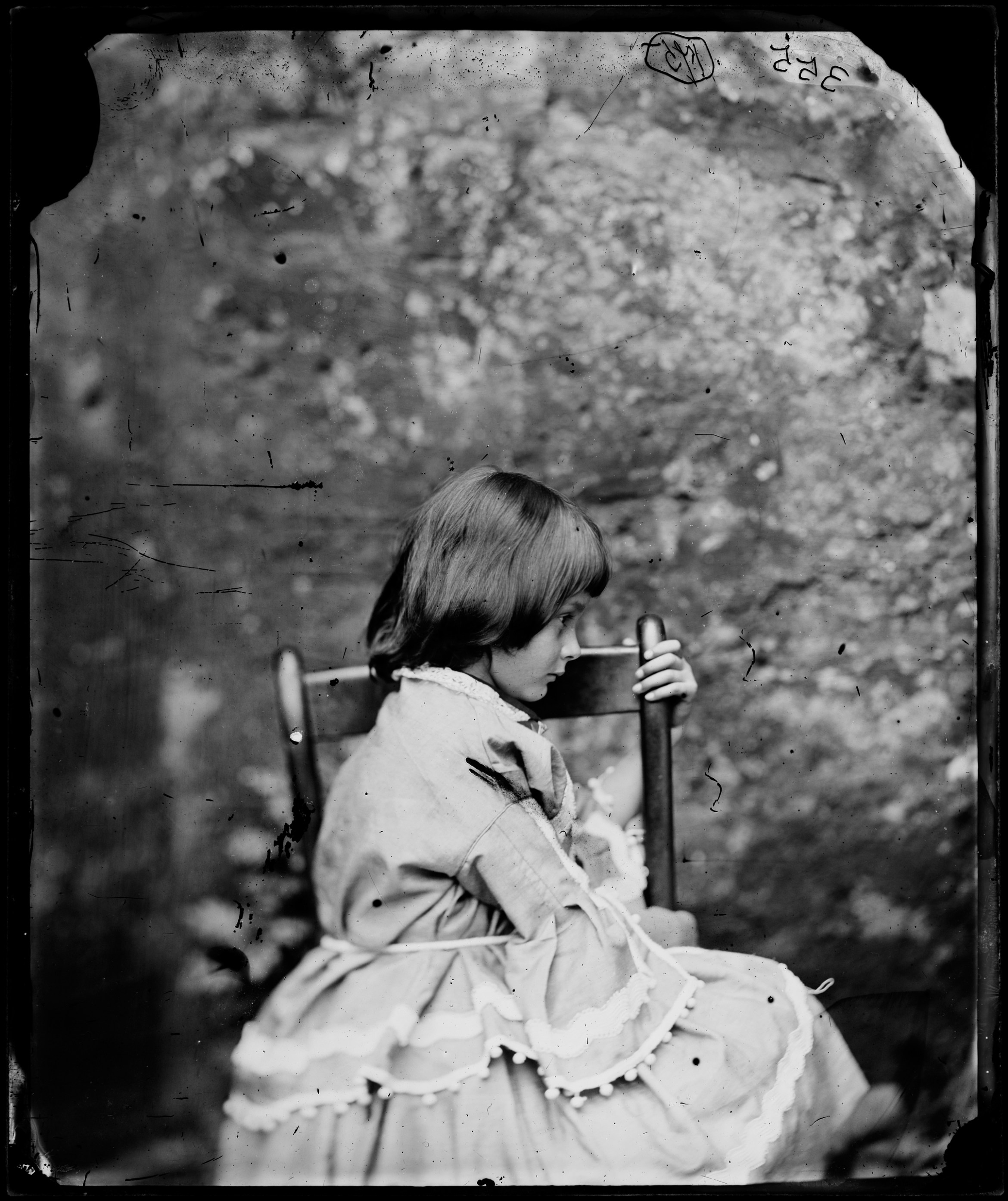 053_Alice Liddell by Lewis Carroll, 1858