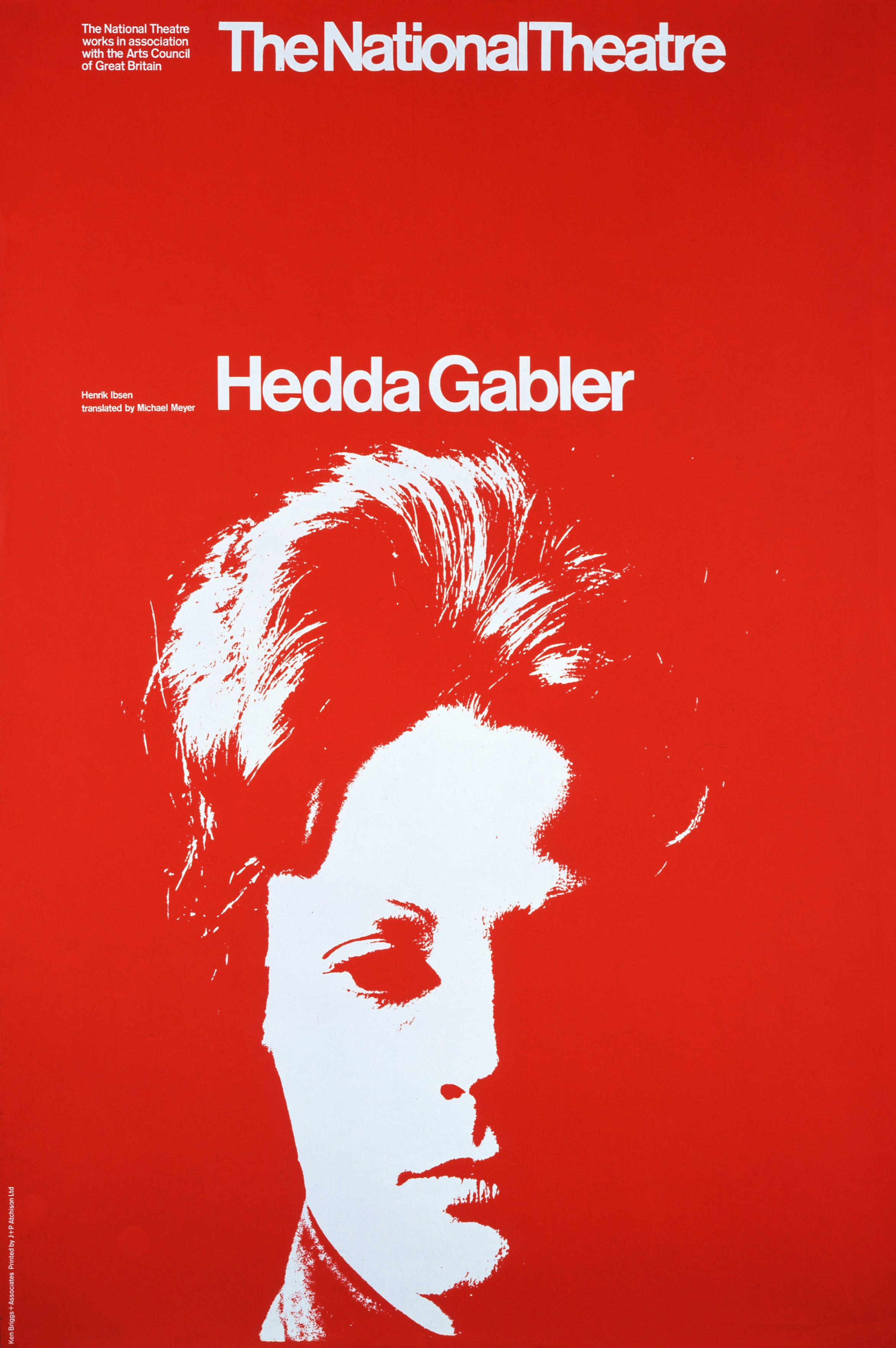 Hedda Gabler - Poster design Ken Briggs and Associates (1970).jpg