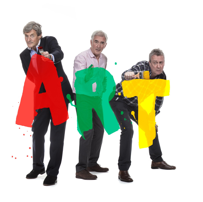 ART - Nigel Havers, Denis Lawson & Stephen Tompkinson, credit Jon Swannell (2)