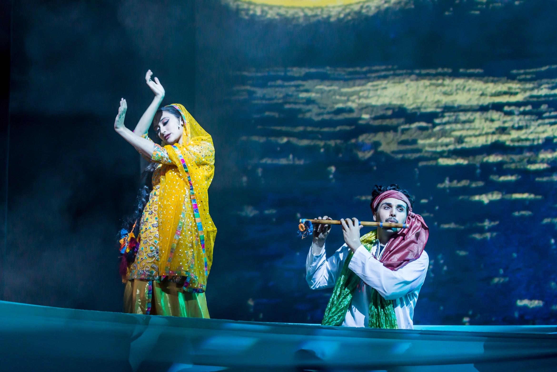 Rasheeda Ali and Ahsan Khan in ISHQ (courtesy of Lidia Crisafulli) (3).jpg